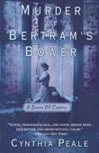 Cynthia Peale - MURDER AT BERTRAM'S BOWER artwork