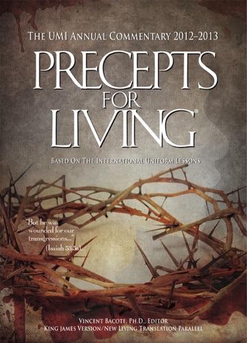 Precepts for Living 2012-2013