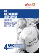 AIIMS - The Australasian Inter-Service Incident Management System