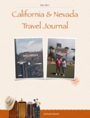 California & Nevada Travel Journal