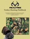 Realtree Turkey Hunting Fieldbook