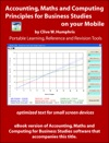 Accounting Maths And Computing Principles For Business Studies On Your Mobile