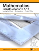Mathematics Constructions 16 & 17