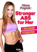 Fitness Program: Stronger Abs for Her