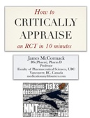 How to Critically Appraise an RCT In 10 Minutes