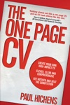 The One Page CV