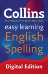 Easy Learning English Spelling Collins Easy Learning English