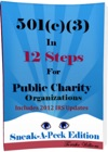 501c3 In 12 Steps For Public Charity Organizations