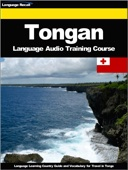 Tongan Language Audio Training Course