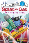 Splat The Cat Up In The Air At The Fair