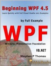 Beginning WPF 45 By Full Example VBNet