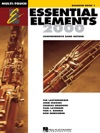 Essential Elements 2000 - Book 1 For Bassoon Textbook