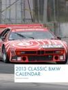2013 Classic BMW Calendar