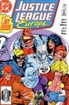 Justice League Europe 1989-1993 1