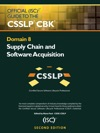 CSSLP Domain 8 - Supply Chain And Software Acquisition