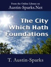 The City Which Hath Foundations