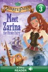 Tinker Bell And The Pirate Fairy Meet Zarina The Pirate Fairy