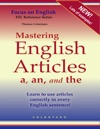 Mastering English Articles A An And The
