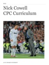 Nick Cowell CPC Curriculum