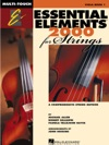 Essential Elements 2000 For Strings - Book 1 For Viola Textbook