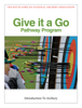 South African National Archery Association - Give It a Go artwork