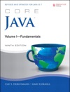 Core Java Volume I--Fundamentals 9e
