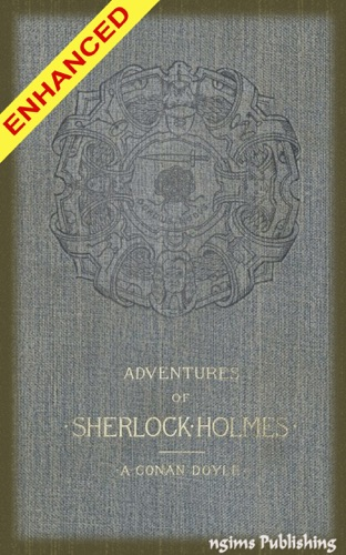 The Adventures of Sherlock Holmes  FREE Audiobook Included