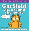Garfield Sits Around The House