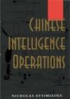 Chinese Intelligence Operations