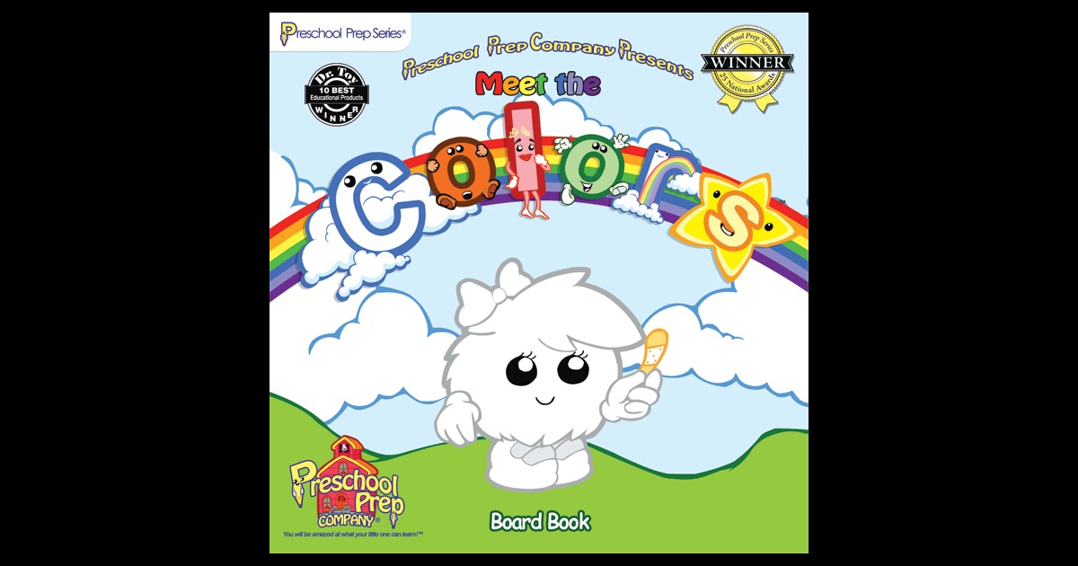 meet the colors preschool prep meet the colors by kathy oxley on ibooks 988