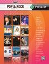 2010 Pop  Rock Sheet Music Playlist