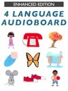 4 Language Audioboard Enhanced Edition