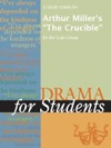 A Study Guide For Arthur Millers The Crucible