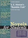 A Study Guide For S E Hintons Rumble Fish