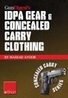 Gun Digests IDPA Gear  Concealed Carry Clothing EShort Collection