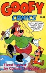 Goofy Comics No20 Bagshaw Bear Gooligan