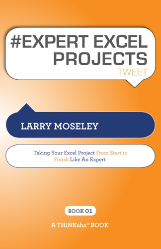EXPERT EXCEL PROJECTS tweet Book01
