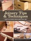 Joinery Tips  Techniques