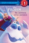 Big Snowman Little Snowman Disney Frozen
