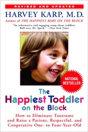 The Happiest Toddler on the Block - Harvey Karp, M.D. Book