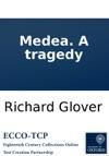 Medea A Tragedy
