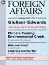 Foreign Affairs - SeptemberOctober 2007