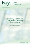 Grocery Gateway Customer Delivery Operations