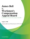 James Bell V Workmens Compensation Appeal Board Gateway Coal Company