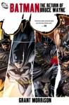 Batman The Return Of Bruce Wayne Deluxe