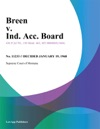 Breen V Ind Acc Board