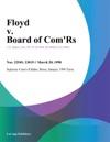 Floyd V Board Of Comrs