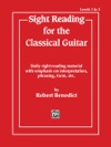 Sight Reading For The Classical Guitar Level I-III