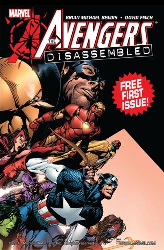 Avengers Disassembled 1
