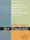 A Study Guide For Tennessee Williamss A Streetcar Named Desire